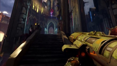 DOOM - Bloodfall DLC -traileri
