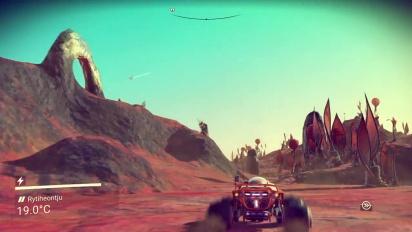 No Man's Sky - Path Finder Update