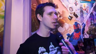 Lego Marvel Super Heroes 2 - Matt Ellison haastattelussa