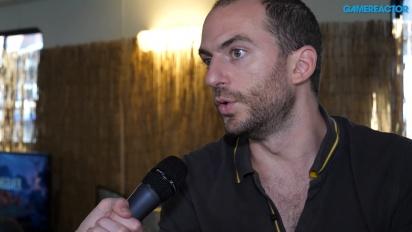 Absolver - Pierre Tarno haastattelussa