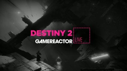 GR Liven uusinta: Destiny 2 - Solo Campaign