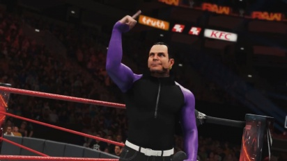 WWE 2K18 - Enduring Icons Pack -traileri