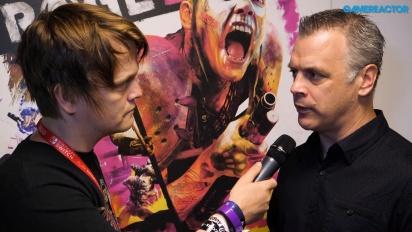 Bethesda E3 2018 - Pete Hines haastattelussa