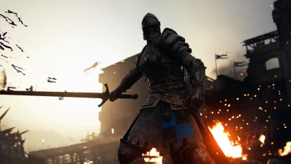 For Honor - Marching Fire Free Update & Expansion Editions