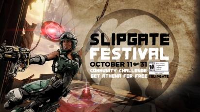 Quake Champions - Slipgate Festival Event -traileri