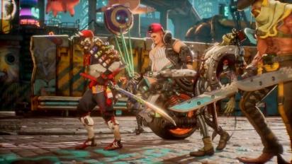 Bleeding Edge - E3 2019 -julkistustraileri