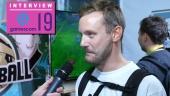 PandaBall - Morten Madsen haastattelussa