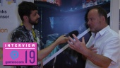 Beyond a Steel Sky - Charles Cecil Gamescom 2019 haastattelussa