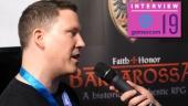 Faith + Honor: Barbarossa - Sebastian Rahmel haastattelussa