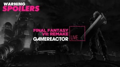 GR Liven uusinta: Final Fantasy VII: Remake spoilereiden kera