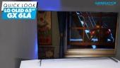 Nopea katsaus - LG OLED GX 6LA