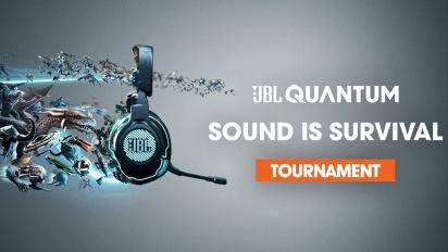 GR Liven uusinta: JBL Quantum Sound is Survival Tournament - Hyper Scape