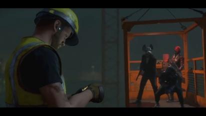 Watch Dogs: Legion - Online Mode -julkaisutraileri