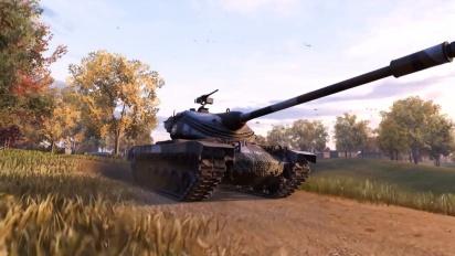 World of Tanks - Flashpoint Season Traileri