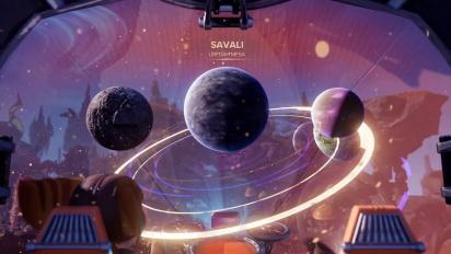 Ratchet & Clank: Rift Apart - Planets and Exploration -traileri