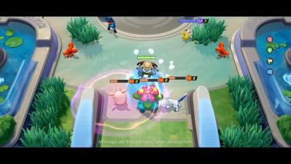 Pokémon Unite - Android & iOS -julkaisutraileri