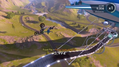 Trials Fusion - Dev Diary: FMX: Trials Gets Tricky