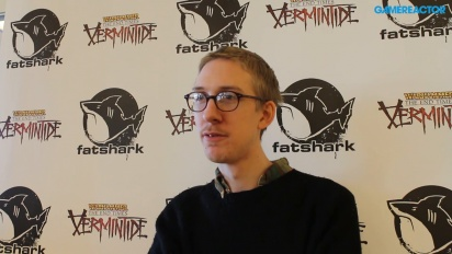 Warhammer: Vermintide - Karak Azgaraz - Daniel Platt Interview
