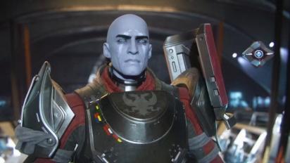Destiny 2 - pelikuvan paljastustraileri