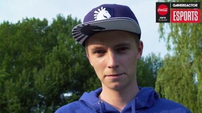 FIFA 18 - Lasse 'Kongen' Bækkelund haastattelussa