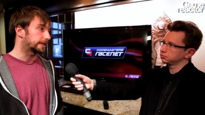 Codemasters Racenet -haastattelu