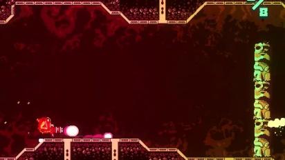 Atomik: RunGunJumpGun - Switchin julkaisutraileri