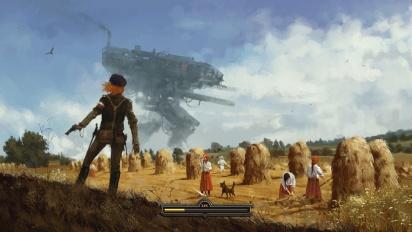 Iron Harvest - pelikuvaa