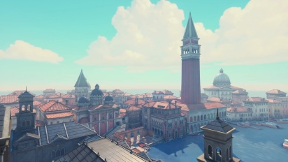 Overwatch - Rialto Map -traileri
