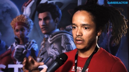 Starlink: Battle for Atlas - Daniel Ebanks haastattelussa