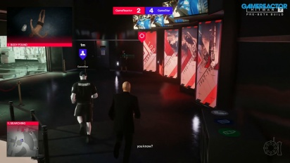 Hitman 2 - Ghost Mode -pelikuvaa