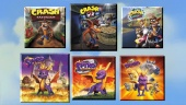 Spyro + Crash Remastered Game Bundle - julkaisutraileri