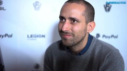 Six Invitational 2019 - François-Xavier Dénièle haastattelussa