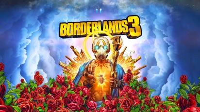 Borderlands 3 - virallinen julkistustraileri