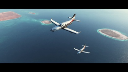 Microsoft Flight Simulator - E3 2019 -julkistustraileri
