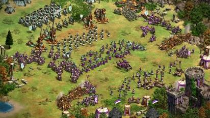 Age of Empires II: Definitive Edition - E3 2019 -pelikuvatraileri
