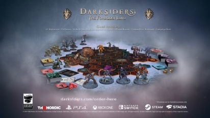 Darksiders Genesis - Nephilim Edition -traileri