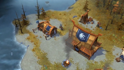 Northgard - Clan of the Kraken DLC -traileri