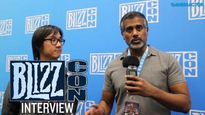 Overwatch 2 - Blizzcon-haastettelu