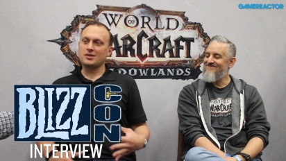 World of Warcraft: Shadowlands - Haastattelussa Ion Hazzikostas & Steve Aguilar