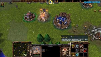Warcraft III: Reforged - Pelikuvaa betasta
