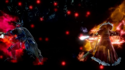 Soul Calibur VI - Hilden paljastustraileri