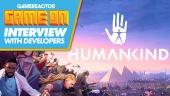 Humankind - Romain de Waubert de Genlis haastattelussa