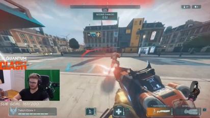 JBL Quantum Sound is Survival Tournament - Hyper Scape Livestream-höjdpunkter