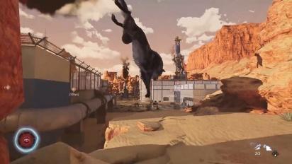Werewolf: The Apocalypse - Earthblood - Gameplay Presentation (Playstation)