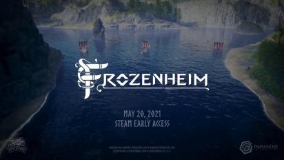 Frozenheim - paljastustraileri