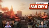 Far Cry 6 - Ben Hall haastattelussa