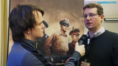 Hearts of Iron IV - Projektia johtavan Dan Lindin haastattelu