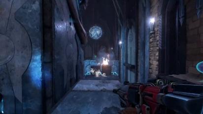 Quake Champions - Blood Covenant Arena -traileri