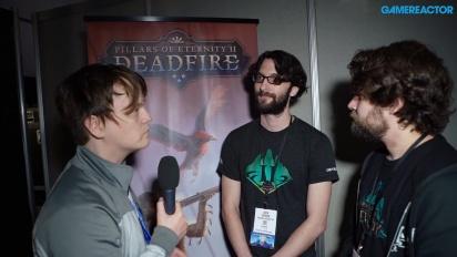 Pillars of Eternity 2: Deadfire - Nick Carver & Alec Frey haastattelussa