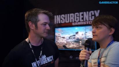 Insurgency: Sandstorm - Andrew Spearinin haastattelu